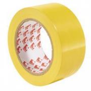 ЖЕЛТАЯ клейкая лента для разметки пола, маркировки, цветного кодирования Scapa