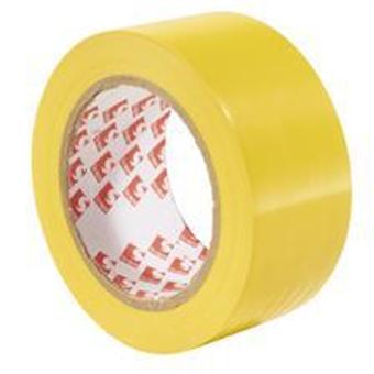 ЖЕЛТАЯ клейкая лента для разметки пола, маркировки, цветного кодирования Scapa 2721