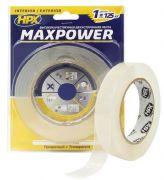 Прозрачная акриловая лента для экстремальных нагрузок MAXPOWER