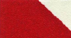 Предупреждающая противоскользящая (антискользящая) лента стандартная зернистость safety-grip, красно-белая