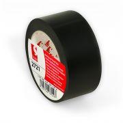 ЧЕРНАЯ клейкая лента для разметки пола, маркировки, цветного кодирования Scapa