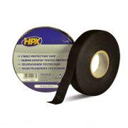 Текстильная лента для защиты кабеля (авто — звук — сигнализация), черная