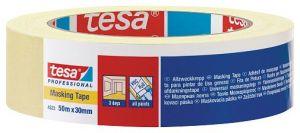 Малярная лента (малярный скотч) tesa 4323